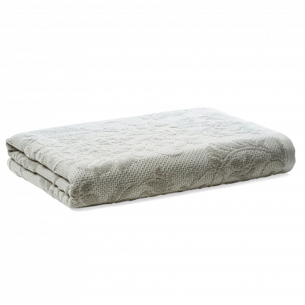Полотенце банное Kassatex Parisian Towels Dove Grey PAR-109-DOV