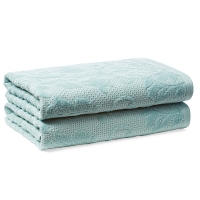 Полотенце для рук Kassatex Parisian Towels Cameo Blue