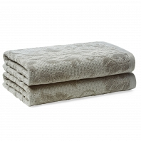 Полотенце для рук Kassatex Parisian Towels Dove Grey
