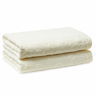 Полотенце для рук Kassatex Parisian Towels Pearl