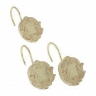 Набор из 12 крючков для шторки Carnation Home Fashions Hook Victorian