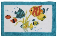 Коврик Creative Bath Rainbow Fish