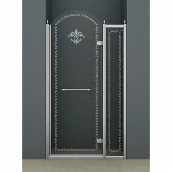 Душевая дверь Cezares Retro RETRO-B-12-120-CP-Cr-R