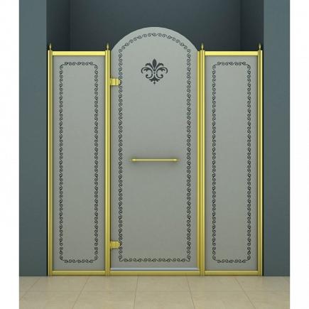 Душевая дверь Cezares Retro RETRO-B-13-150-PP-G-L