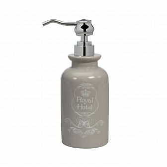 Дозатор для жидкого мыла Creative Bath Royal Hotel RHT59TPE