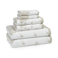 Полотенце для рук Kassatex Roma Taupe