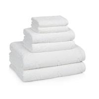 Банный коврик Kassatex Roma White