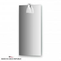 Зеркало со светильником Ellux Romance 35х75см