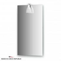 Зеркало со светильником Ellux Romance 40х75см