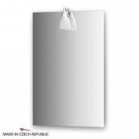 Зеркало со светильником Ellux Romance 50х75см
