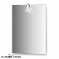 Зеркало со светильником Ellux Romance 55х75см