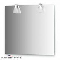 Зеркало со светильниками Ellux Romance 80х75см