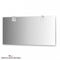 Зеркало со светильниками Ellux Romance 150х75см