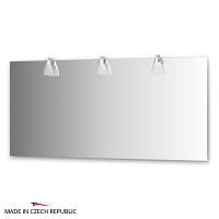 Зеркало со светильниками Ellux Romance 160х75см