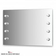 Зеркало со светильниками Ellux Rondo 110х75см