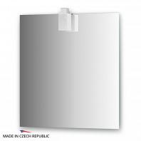 Зеркало со светильником Ellux Rubico 70х75см