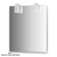 Зеркало со светильниками Ellux Rubico 65х75см