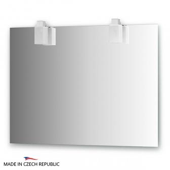 Зеркало со светильниками Ellux Rubico 100х75см RUB-A2 0213