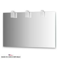 Зеркало со светильниками Ellux Rubico 120х75см