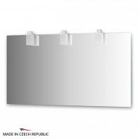 Зеркало со светильниками Ellux Rubico 140х75см