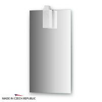Зеркало со светильником Ellux Rubico 40х75см