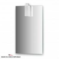 Зеркало со светильником Ellux Rubico 45х75см
