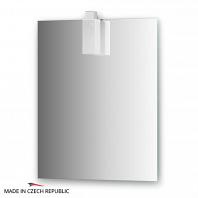 Зеркало со светильником Ellux Rubico 60х75см