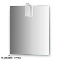 Зеркало со светильником Ellux Rubico 65х75см
