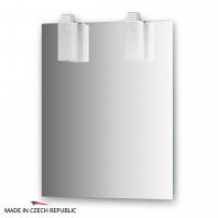 Зеркало со светильниками Ellux Rubico 60х75см