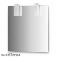 Зеркало со светильниками Ellux Rubico 70х75см