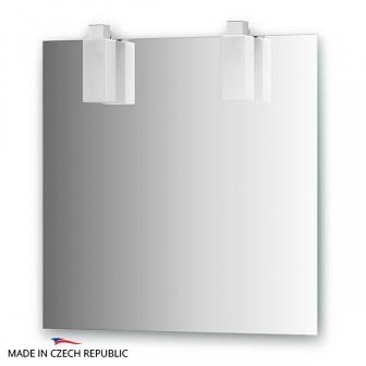 Зеркало со светильниками Ellux Rubico 75х75см RUB-B2 0210