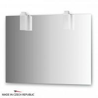 Зеркало со светильниками Ellux Rubico 100х75см