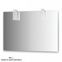 Зеркало со светильниками Ellux Rubico 110х75см