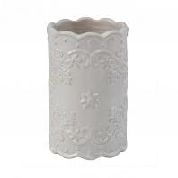 Стакан для зубной пасты Creative Bath Ruffles