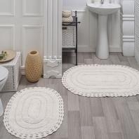 Набор ковриков для ванной кружевной Sofi de Marko Bath Mats Yana