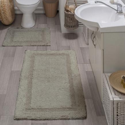 Набор ковриков для ванной кружевной Sofi de Marko Bath Mats Karla S.047беж