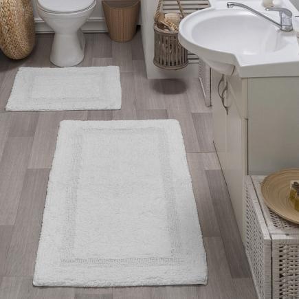 Набор ковриков для ванной кружевной Sofi de Marko Bath Mats Karla S.047крем