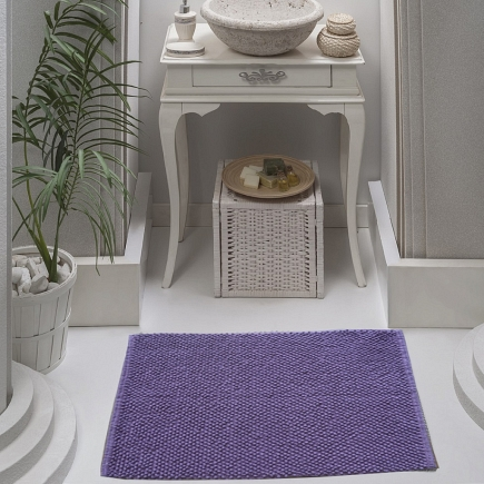 Коврик для ванной Sofi de Marko Bath Mats Alven S.054фиолет