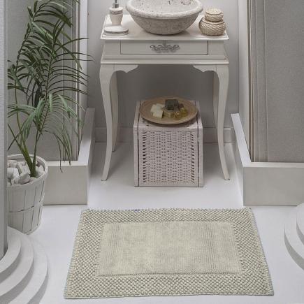 Коврик для ванной Sofi de Marko Bath Mats Berde S.055крем