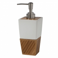 Дозатор для жидкого мыла Creative Bath Spa Bamboo