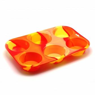 """Форма для выпечки кексов """"Маффин"""" Atlantis Colors SC-BK-001M-Q"""
