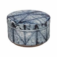 Косметическая емкость с крышкой Creative Bath Shibori