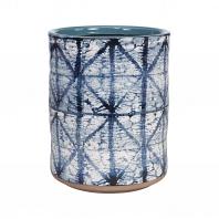 Корзина для мусора Creative Bath Shibori