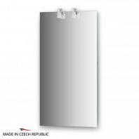 Зеркало со светильниками Ellux Sonet 40х75см