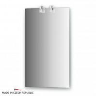 Зеркало со светильниками Ellux Sonet 45х75см