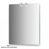 Зеркало со светильниками Ellux Sonet 60х75см