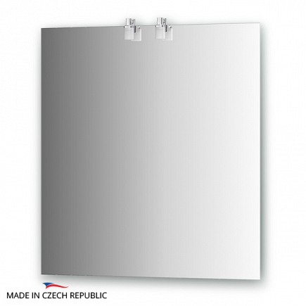 Зеркало со светильниками Ellux Sonet 70х75см SON-A2 0209