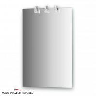Зеркало со светильниками Ellux Sonet 50х75см