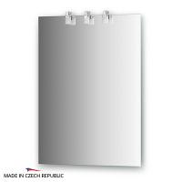 Зеркало со светильниками Ellux Sonet 55х75см