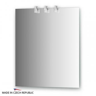 Зеркало со светильниками Ellux Sonet 65х75см SON-A3 0208